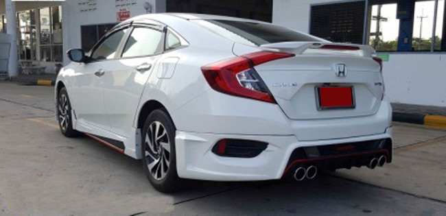 Body Kits Honda Civic 2017 Mẫu PS-1-4