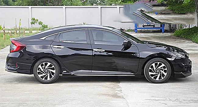 Body Kits Honda Civic 2017 Mẫu Zercon -3